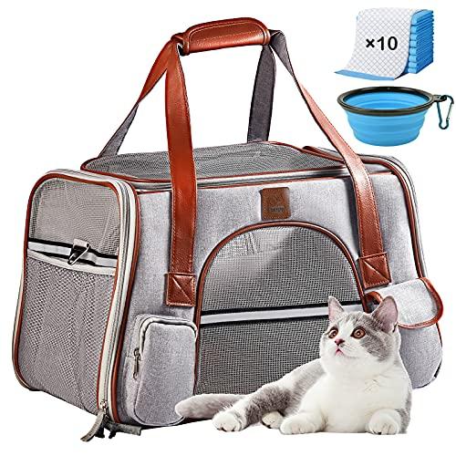 Transportbox Katze groß, Katzen Hunde...