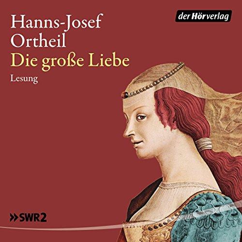 Die große Liebe audiobook cover art