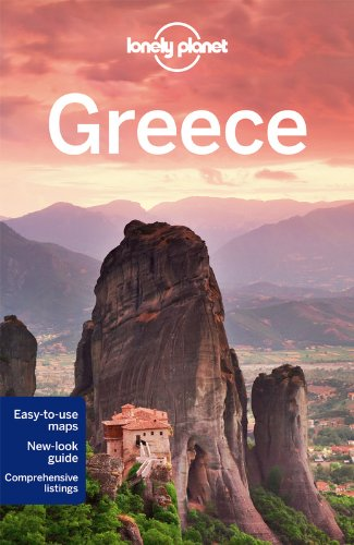 Greece 11 (Country Regional Guides)