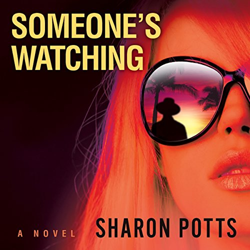 Someone's Watching audiobook cover art