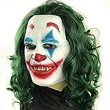 BCOGG2019 – Película Joker Joaquin Phoenix Arthur Fleck Cosplay disfraz disfraz Halloween máscara XL 16.99