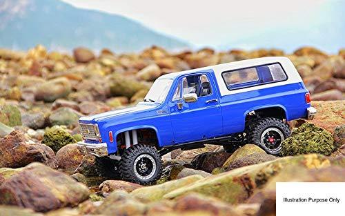 RC4WD Amazing Trail Finder 2 RTR Chevrolet Blazer Body Set Limited Z-RTR0035