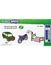 Mini ARCO 2 - Ejercicios para niños de educación infantil - 8413237050328