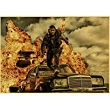 H/M Mad Max Filmplakat Leinwandmalerei Poster Und Drucke