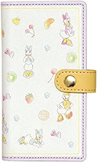 ディバージョン ドナルド&デイジーコレクションiPhone手帳型ケース デイジー iphone6 iphone6s iphone7 DA-06 (デイジー(02))