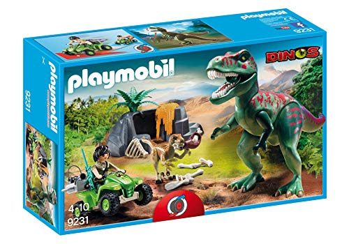 PLAYMOBIL 9231     T Rex Ataque