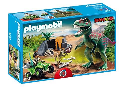 Playmobil 9231 - T-Rex Angriff