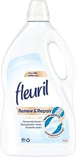4x Fleuril Wasmiddel White & Fiber 3,9 liter