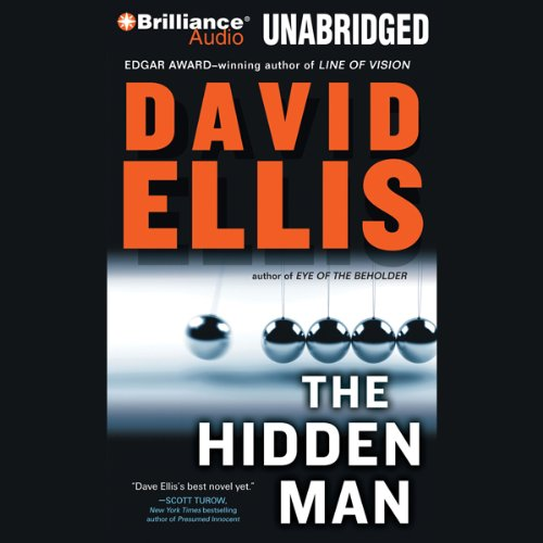 The Hidden Man audiobook cover art