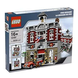 Lego 10197 - Feuerwache (B003TN378C) | Amazon price tracker / tracking, Amazon price history charts, Amazon price watches, Amazon price drop alerts