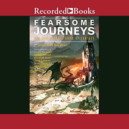 Fearsome Journeys audiobook cover art