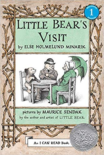 [0064440230] [9780064440233] Little Bear's Visit (An I Can Read Book)-Paperback