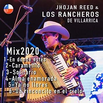 Mix 2020 : En Donde Estés 1 / Caramelito 2 / Solitario 3 / Alma Enamorada 4 / Ya No Llores 5 / Un Rinconcito en el Cielo 6 (Mezcla)