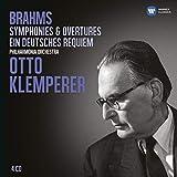 Otto Klemperer- Brahms: Symphonies / Overtures / Deutsches Requiem