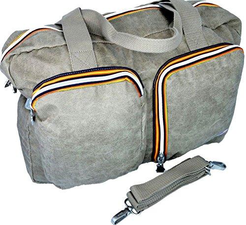 K-Way Borsa Borsone Viaggio Palestra Uomo Donna Bag Men Woman K-Fold Briefcase K1515