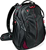 Manfrotto Pro Light Rucksack Bumblebee-130 grau/rot