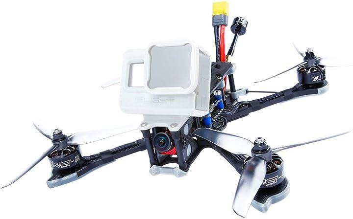 Drone bnf pnp succex-e f4 controllore di volo iflight nazgul5 227mm 4s MC40080-7