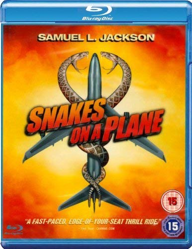ENTERTAINMENT IN VIDEO Snakes On A Plane [BLU-RAY]