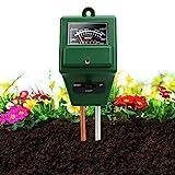 Soil PH Meter,3-in-1 Soil Test Kit Gardening,Soil...