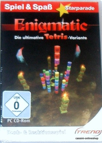 Enigmatic: Die ultimative Tetris-Variante [Spiel & Spaß]