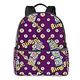 IUBBKI Mochila lateral negra Mochilas informales Basic Sugar Skull Backpack Extra Large Bookbag Casual Backpacks with Adjustable Shoulder Straps BookBags Gifts for Men & Women