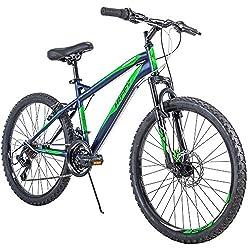 commercial Huffy 24 Nighthawk Mountain Bike Boys, Blue huffy mountain bike