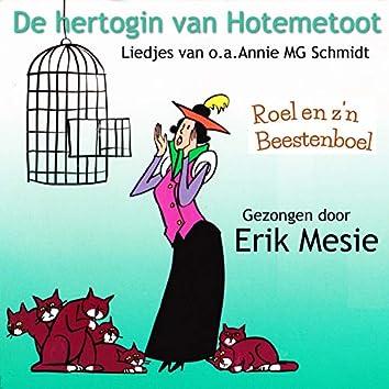De Hertogin van Hotemetoot (feat. Erik Mesie)
