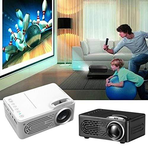 keelied Mini proiettore LED HD 1080P Home Theater multimediale Proiettori