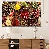 Cuadro sobre lienzo para pared, póster con impresión HD para restaurante, cocina, sala de estar, dec...