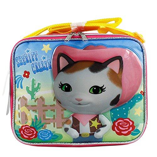 Disney Junior Sheriff Callie Wild West Lunch Bag