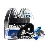 LETRONIX Halogen Auto Lampen H7 12V 8500K Kalt...