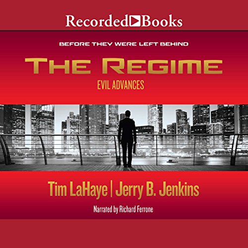 The Regime audiobook cover art