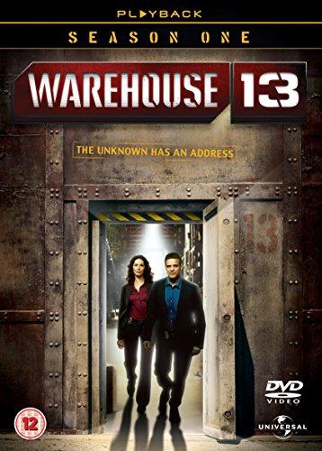 Warehouse 13 - Series 1