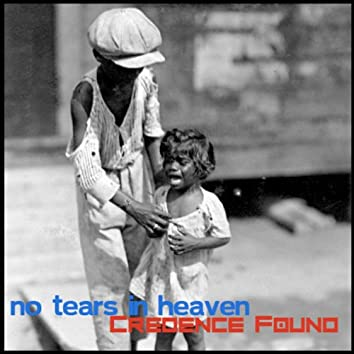 No Tears In Heaven - Single