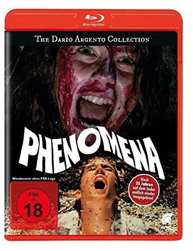Phenomena - Dario Argento Collection # 2 [Blu-ray]