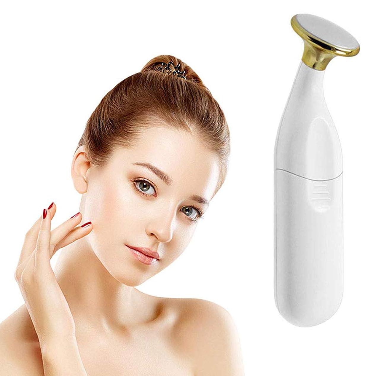 咽頭破壊ルーフ美容振動マッサージ機器の引き締まった毛穴の導入と輸出は、超音波美容機器を加熱する目の吸引の輪を減らします