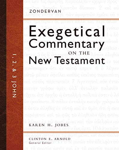 Image of 1, 2, and 3 John (Zondervan Exegetical Commentary on the New Testament)