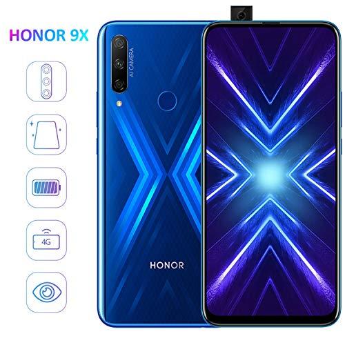 Comprar móvil Honor 9X Opiniones