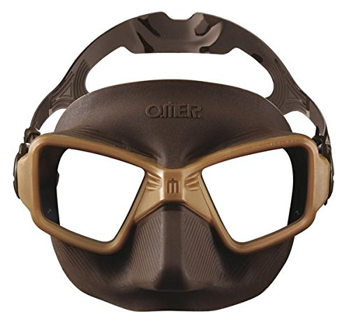 Omer Mask Zero Cubed Ultra Low Volume Spearfishing Freediving Mask