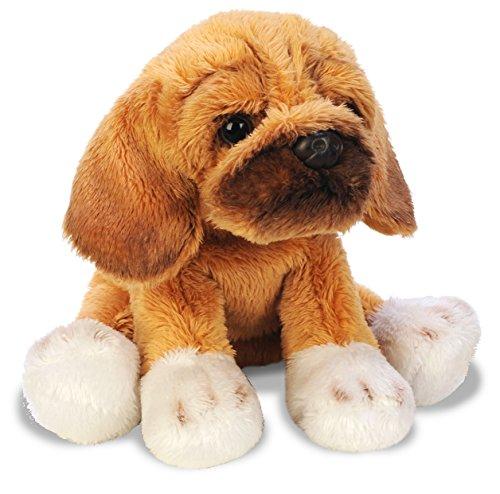 Suki Gifts 12104 Puggle Hund Kuscheltier, mehrfarbig