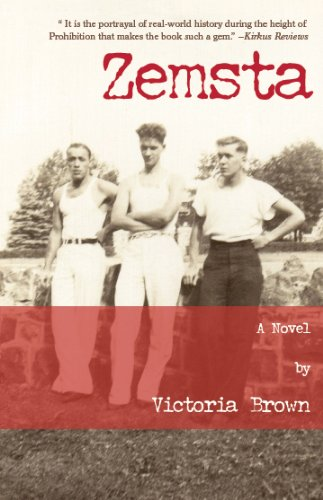Book: Zemsta by Victoria Brown