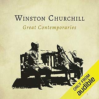 Great Contemporaries audiobook cover art