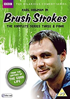 Brush Strokes - The Complete Series Three & Four