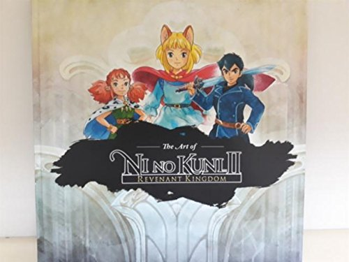 The Art of Ni No Kuni II
