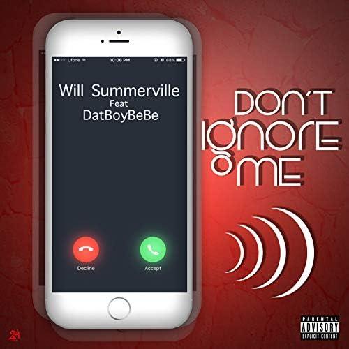 Will Summerville feat. DatBoyBeBe