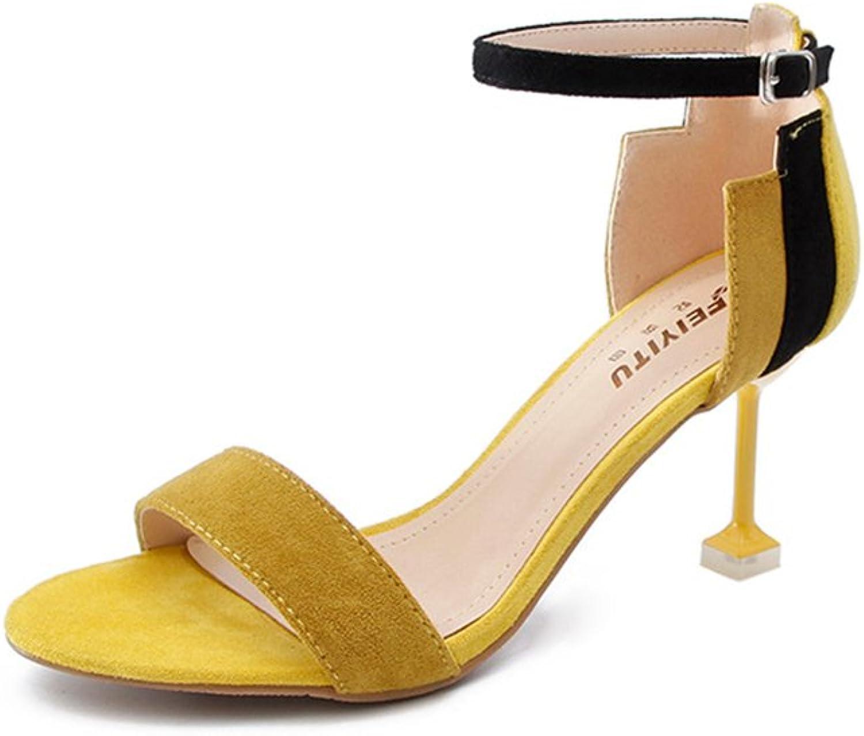 Dress Sandals Women's Ankle Strap High Heels Open Toe Sandals Bridal Party shoes