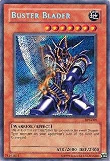 Yu-Gi-Oh! - Buster Blader (BPT-008) - 20022003 Collectors Tins - Limited Edition - Secret Rare by Yu-Gi-Oh!