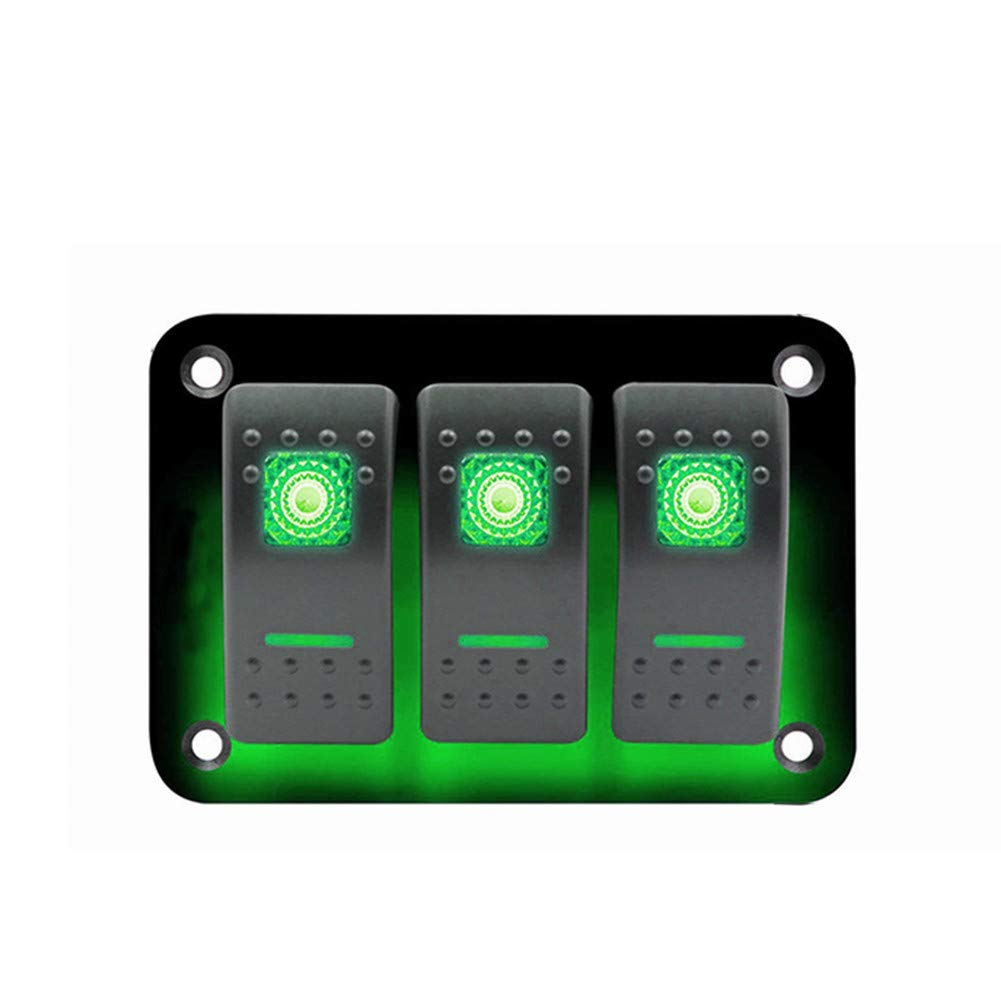 CT CARID Rocker Switch Universal Waterproof