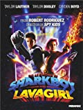 The Adventures Of Shark Boy And Lava Girl