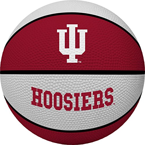 Rawlings Indiana University Hoosiers Full Size Basketball Indoor/Outdoor